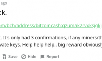 $ 45 millones en Bitcoin Cash, Bitcoin se desvió mientras la amenaza de intercambio de SIM continúa