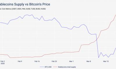 Para monedas estables como Tether, ¿es su principal 'utilidad' facilitar las transacciones de cifrado?