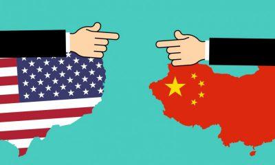 Bitcoin en el fuego cruzado, mientras la tensión entre EE. UU. Y China se calienta