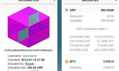 ¿Existe un patrón en el volcado de XRP del ex ejecutivo de Ripple?