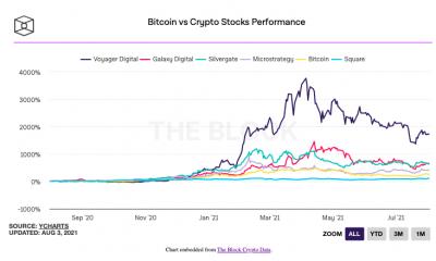 Bitcoin contra cripto-acciones: por qué no vale la pena apostar por una sola